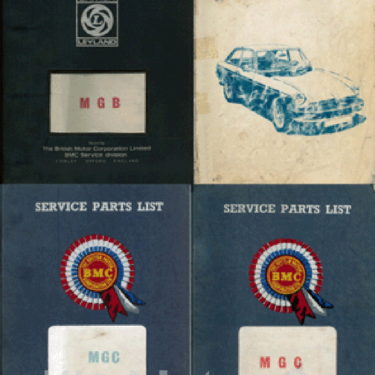 MGB+Books+and+Manuals
