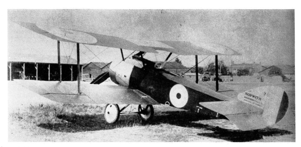 Sopwith Pup 1916