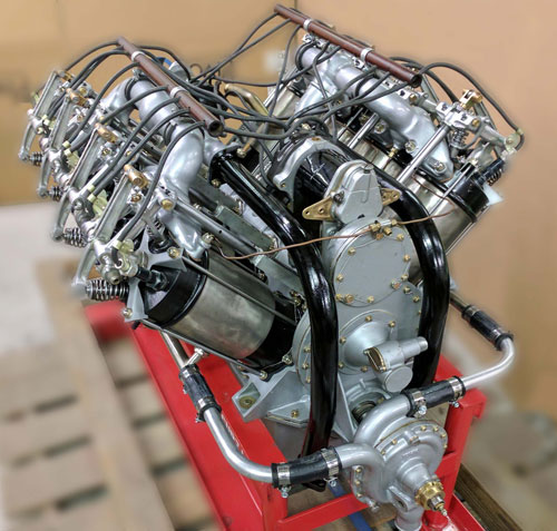 Aero Engine Rebuilding - KipAero