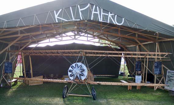 KipAero at EAA AirVenture 2018