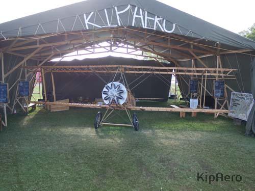 KipAero at Oshkosh18