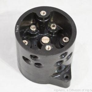 Distributor cap for Gipsy Six aero engine