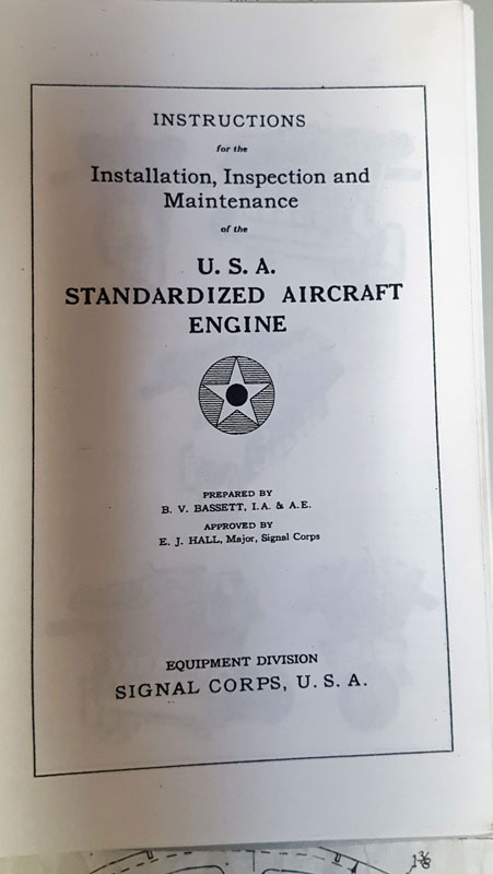Shop Manual for the Liberty engine